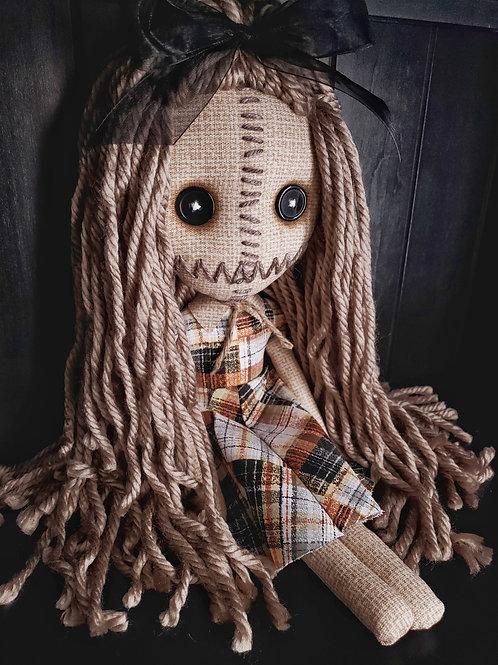 """16"""" Handmade Samantha Doll"""