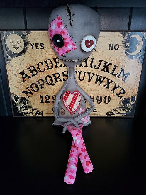 "21"" Handmade Voodoo Doll"