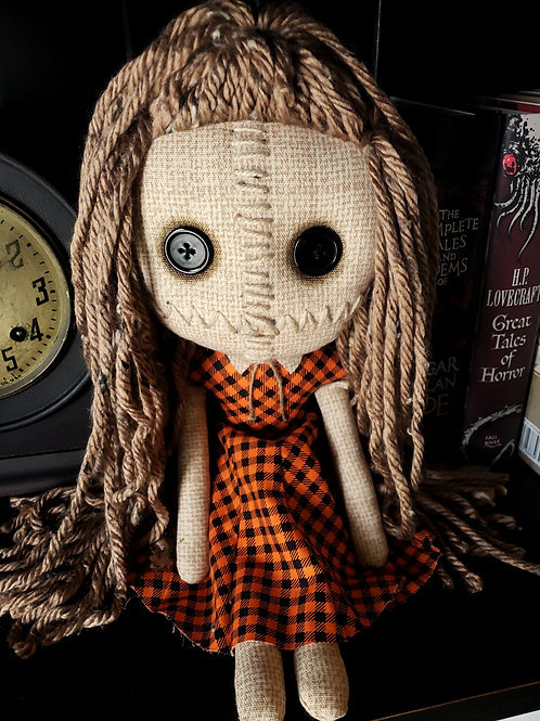 """16"""" Handmade Doll """"Samantha"""""""