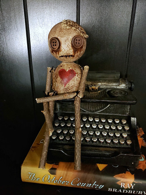 "4"" Handmade Voodoo Doll"