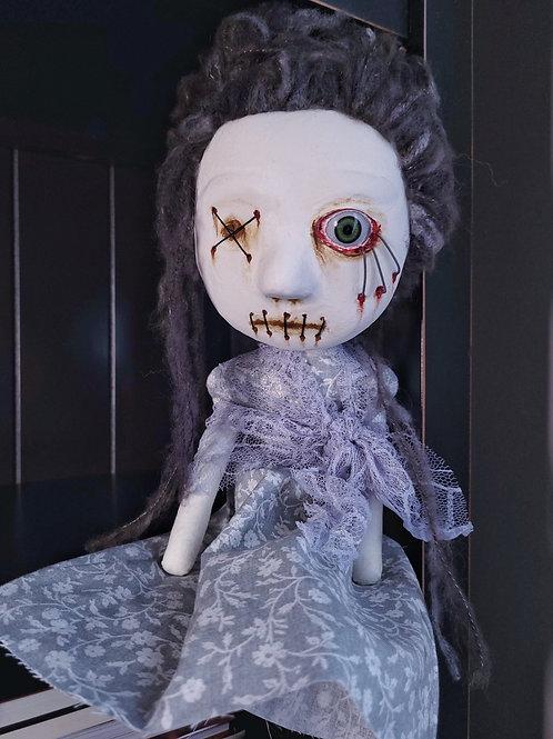 "18"" Handmade I.C.U. Doll"