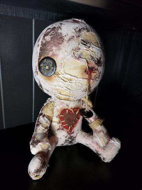 "12"" Handmade Voodoo Doll"