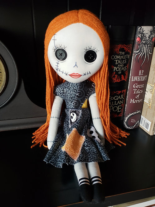 "16"" Sally (Not Sally) Doll"