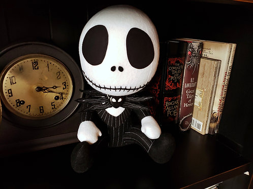 "12"" Jack Skellington Doll"