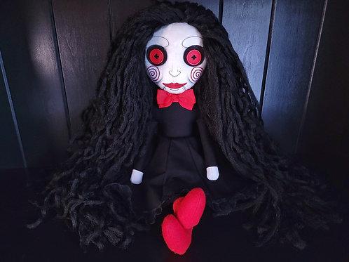 "18"" Handmade Billie Doll"