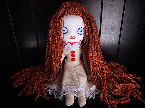 "18"" Handmade ""Penny"" Doll"