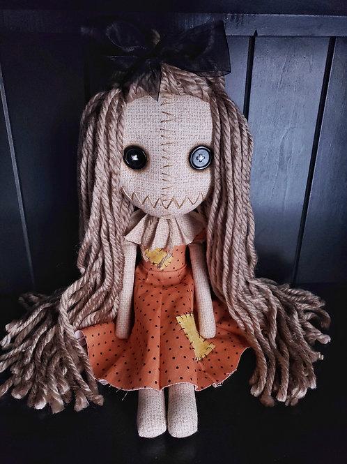 "PRE-ORDER 18"" Handmade Samantha Doll"