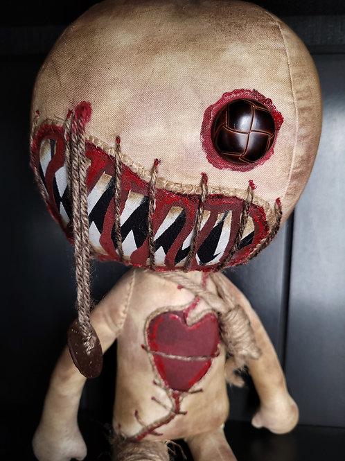 "PRE-ORDER 19"" Handmade ""Gummy"" Doll"