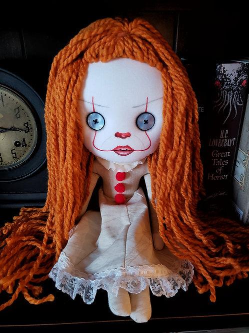 "16"" Handmade Doll ""Penny"""