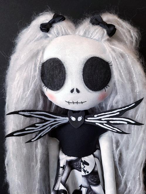 "18"" Handmade Jackee Doll"