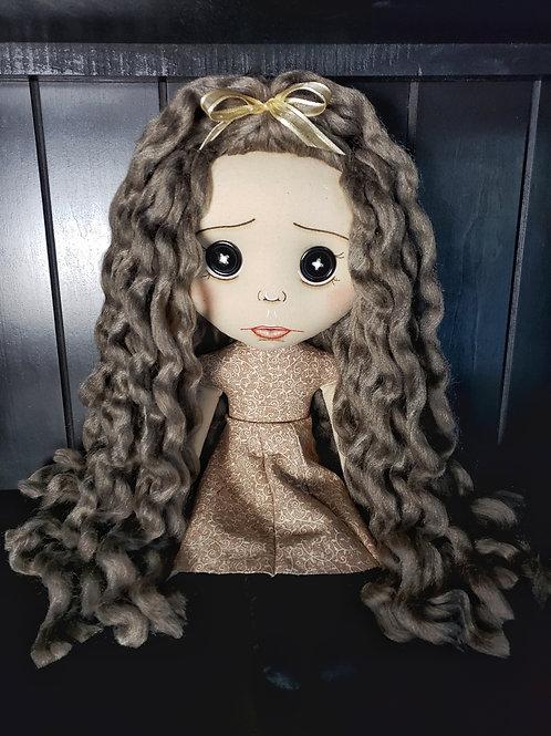 "16"" Handmade Doll ""Sonja"""