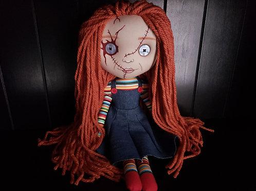 "18"" Handmade Charlee Doll"