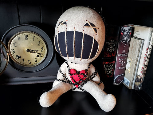 """12"""" Handmade """"Clive"""" Doll"""