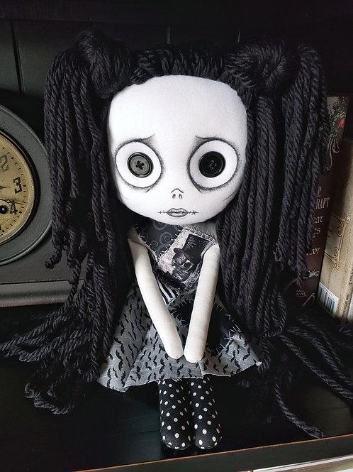 "16"" Handmade Doll 'Lillie'"