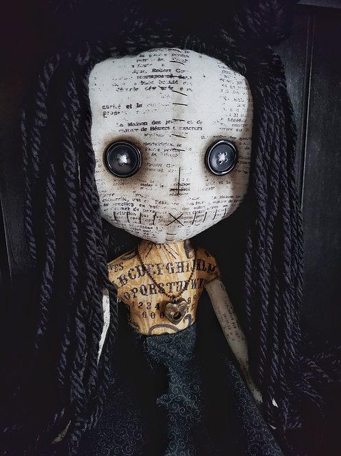 "16""Handmade Ouija Doll"