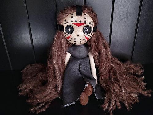 """13"""" Handmade Mini """"Jaisyn"""" Doll"""