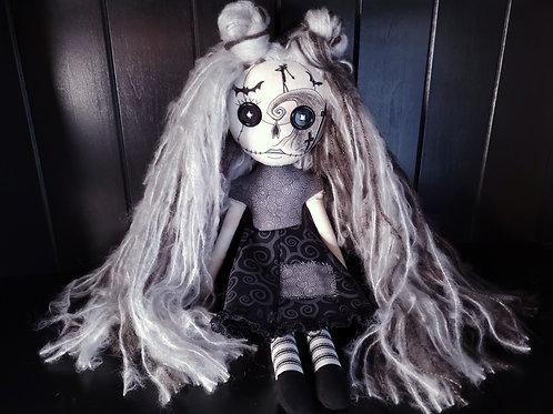 "PRE-ORDER - 18"" Handmade Nightmare Sugar Skull (Please Read)"