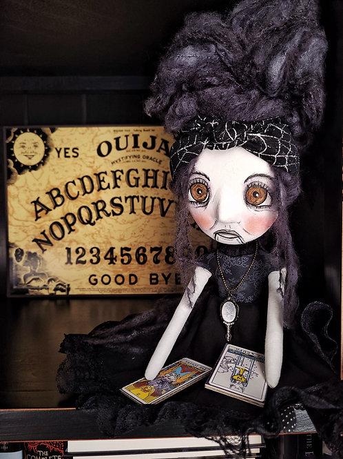"""14"""" Handmade Gypsy Art Doll"""
