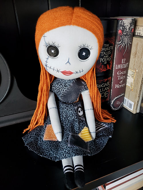 "16"" Handmade Sally (Not Sally) Doll"