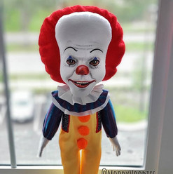 90s Pennywise