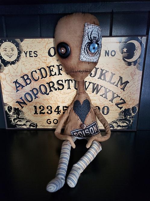 """20"""" Handmade 'Tood Voodoo Doll"""
