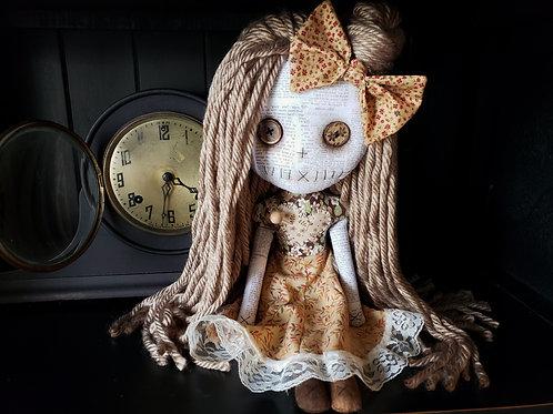 "16"" Handmade Voodoo Doll"