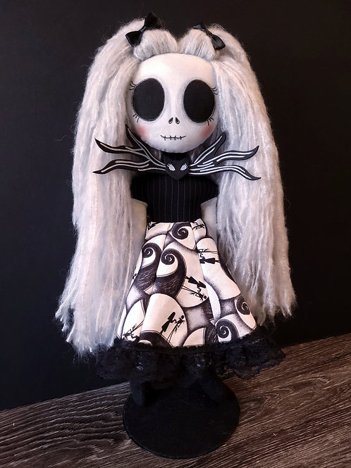 "PRE-ORDER - 18"" Handmade ""Jackee"" Doll (Please Read)"