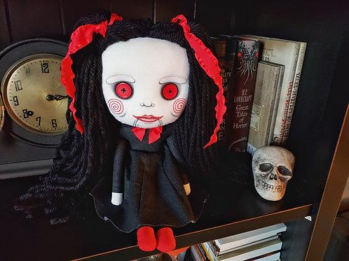 "16"" Handmade Doll ""Billie"""