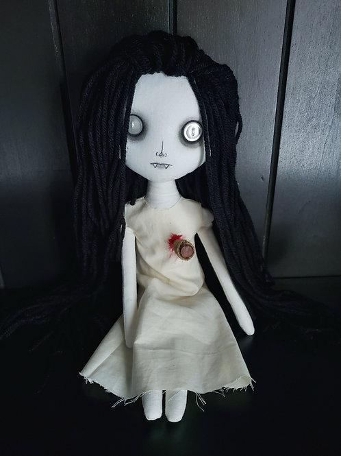 """13"""" Handmade Mini Moody Vampire"""