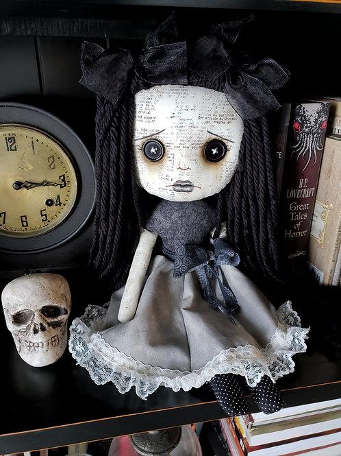 """16"""" Handmade Doll """"Ava"""""""