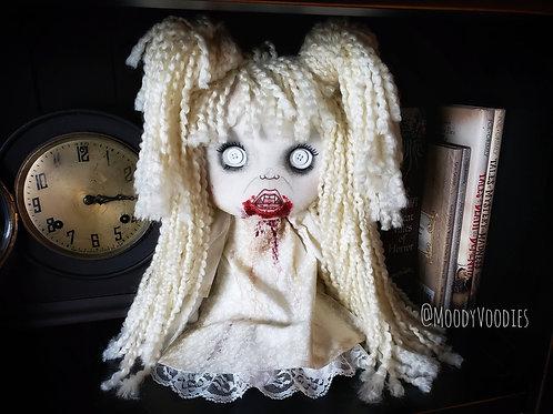 """16"""" Handmade Vampire Doll"""