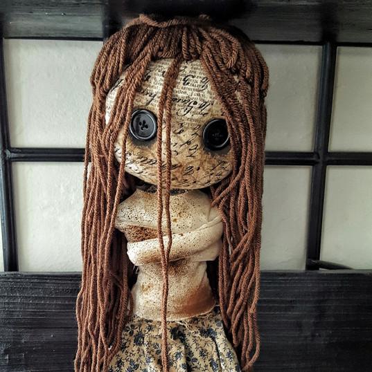 Straitjacket Doll