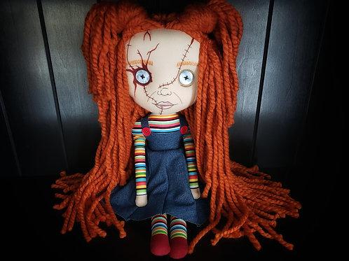 "16"" Handmade Charlee Doll"
