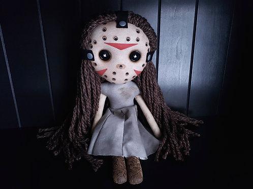 """18"""" Handmade Jaisyn Doll"""