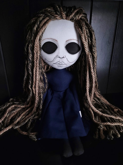 "18"" Handmade ""Michelle Myers"" Doll"