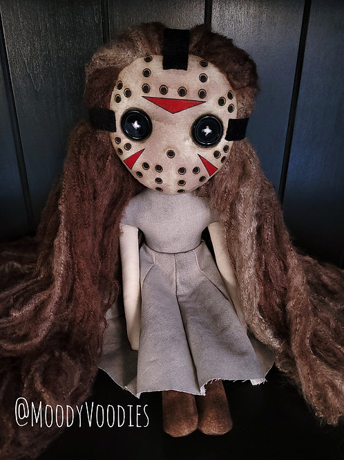 "PRE-ORDER - 18"" Handmade ""Jaisyn"" Doll (Please Read)"