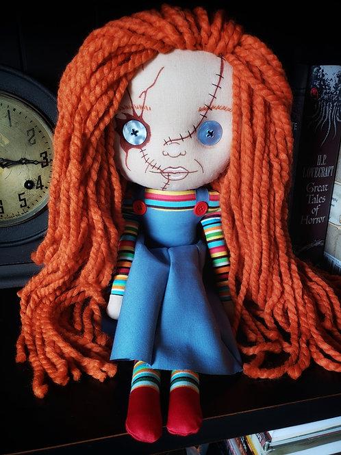 "16"" Handmade ""Charlee"" Doll"