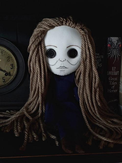 "16"" Handmade ""Mikah"" Doll"