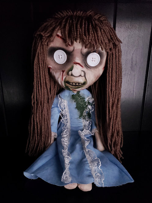 "18"" Handmade Regan Doll"