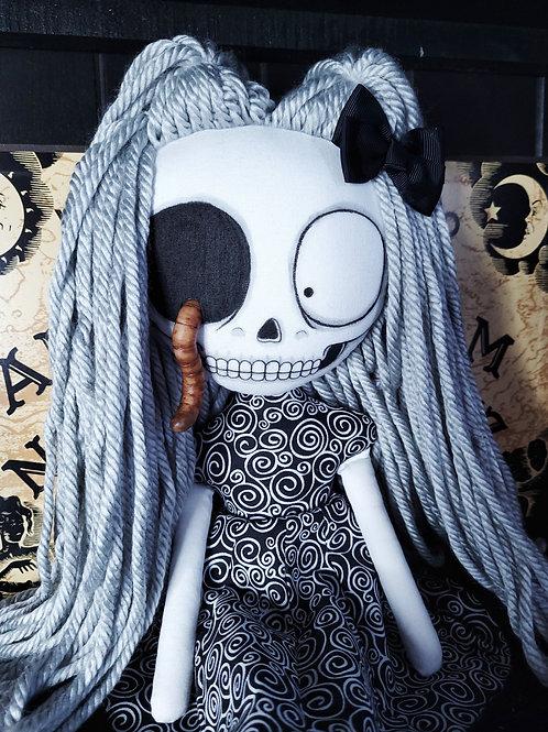 "18"" Handmade ""Wini Wormholt"" Doll"