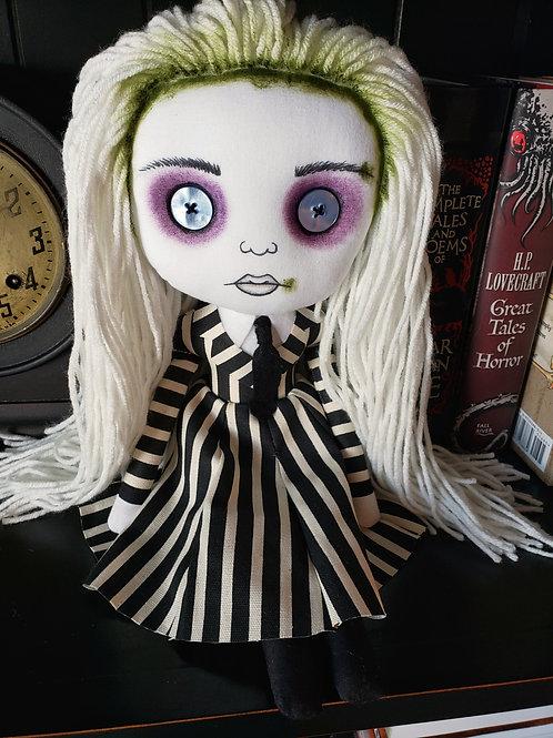 "16"" Handmade Doll 'Keaton'"