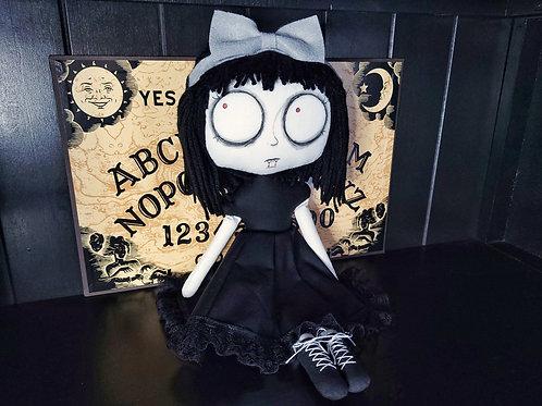 "18"" Handmade ""Piper the Vampire"" Doll"