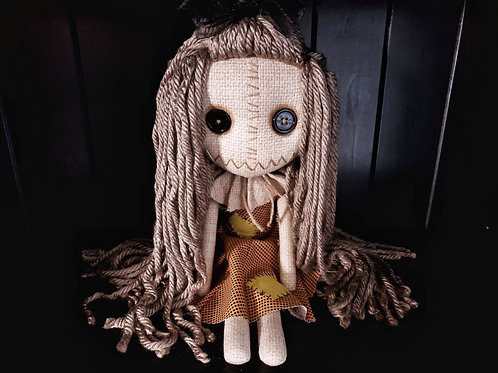 """18"""" Handmade Samantha Doll"""