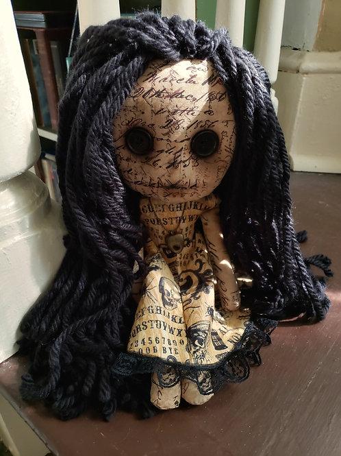 "16"" Handmade Ouija Doll"