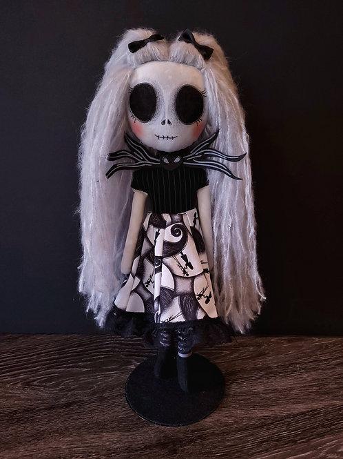 "18"" Handmade ""Jackee"" Doll"