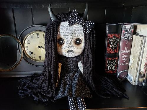 "16"" Handmade Demon Doll"