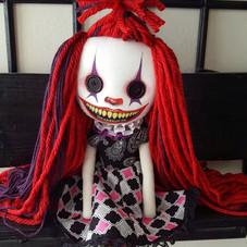 Original Clown Doll