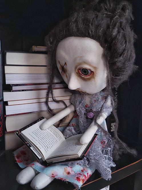 "18"" Handmade Moody I.C.U. Doll"