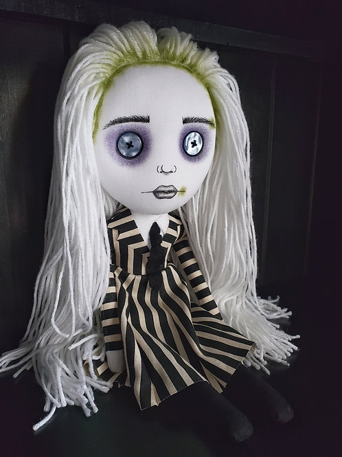 "16"" Handmade ""Keaton"" Doll"