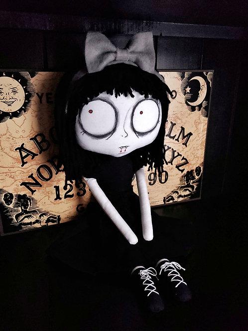 """18"""" Handmade Vampire Doll 'Piper'"""
